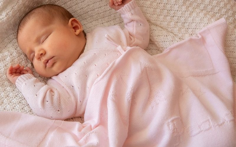 copertina neonato estiva cotone minutus italia